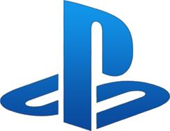 Logo PlayStation Bleu